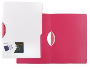 stapelbar transluzent//hellgrün Idena Ablagekorb für DIN A4-C4