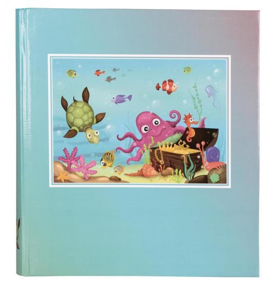 Jumboalbum, FSC® Mix, mit Unterwasserwelt Motiv