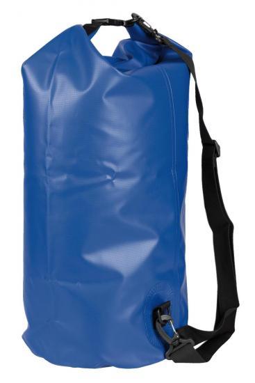 Outdoor Bag, 30 Liter, 28 x 62 cm, wasserfest, blau