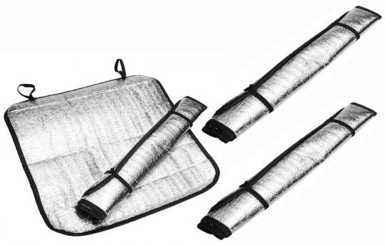 Iso-Sitzunterlage, 4er-Set, 38 x 38 cm