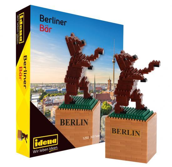 Minibausteine Berliner Bär