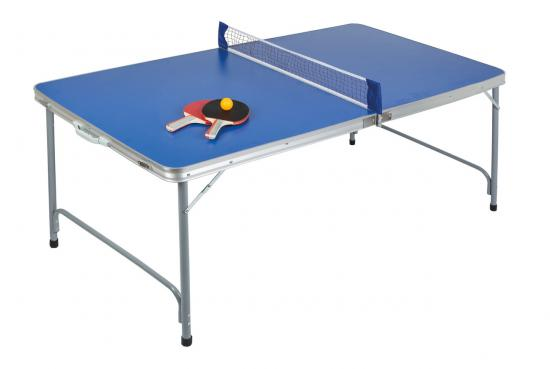 """Tischtennisplatte """"Compact"""", 160 x 80 x 70 cm, klappbar, inkl. Zubehör"""