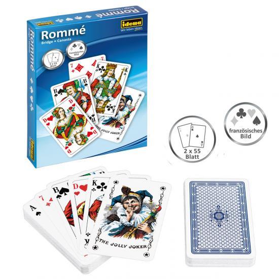 Romme Kartenspiele