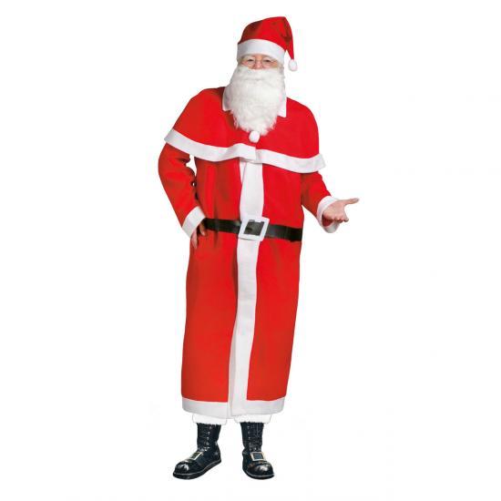 Weihnachtsmannkostüm, 5-teilig, Universalgröße