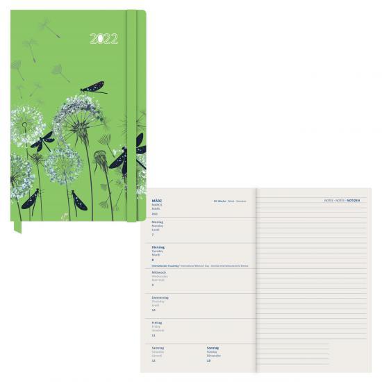 Agenda Libellen 2022, FSC® Mix, Mini-Format