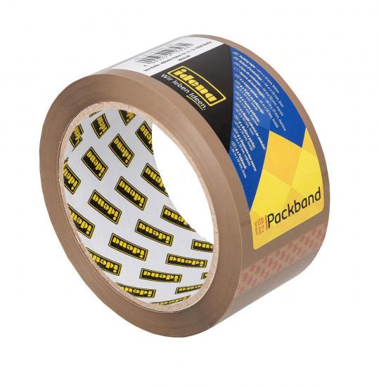 Packband, 1 Rolle, 66 m x 50 mm, geräuscharm