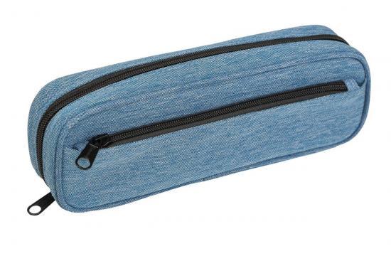 Stifte-Etui, mit Seitenfach, 24,5 x 9 x 4,5 cm