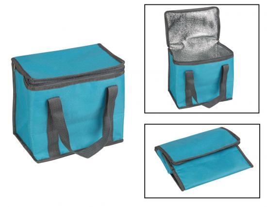 Kühltasche, 10 Liter, 26 x 17 x 24 cm, faltbar