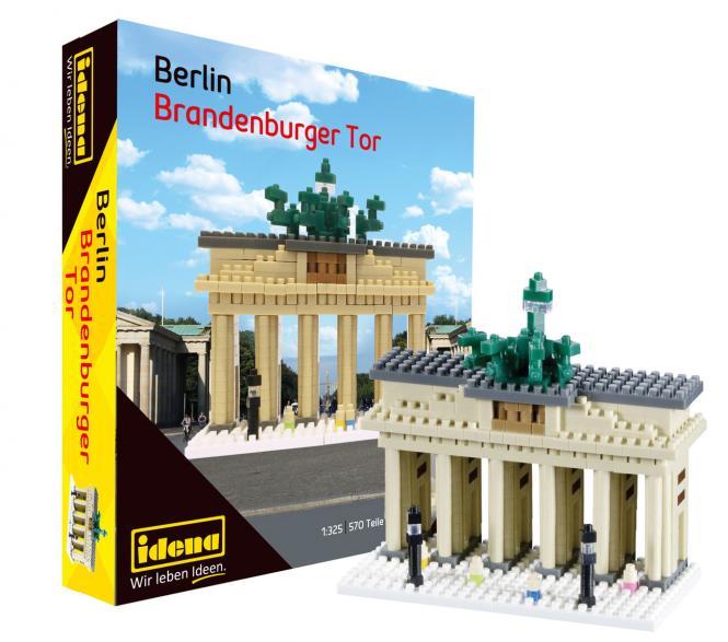 Minibausteineset Brandenburger Tor Gunstig Kaufen Idena