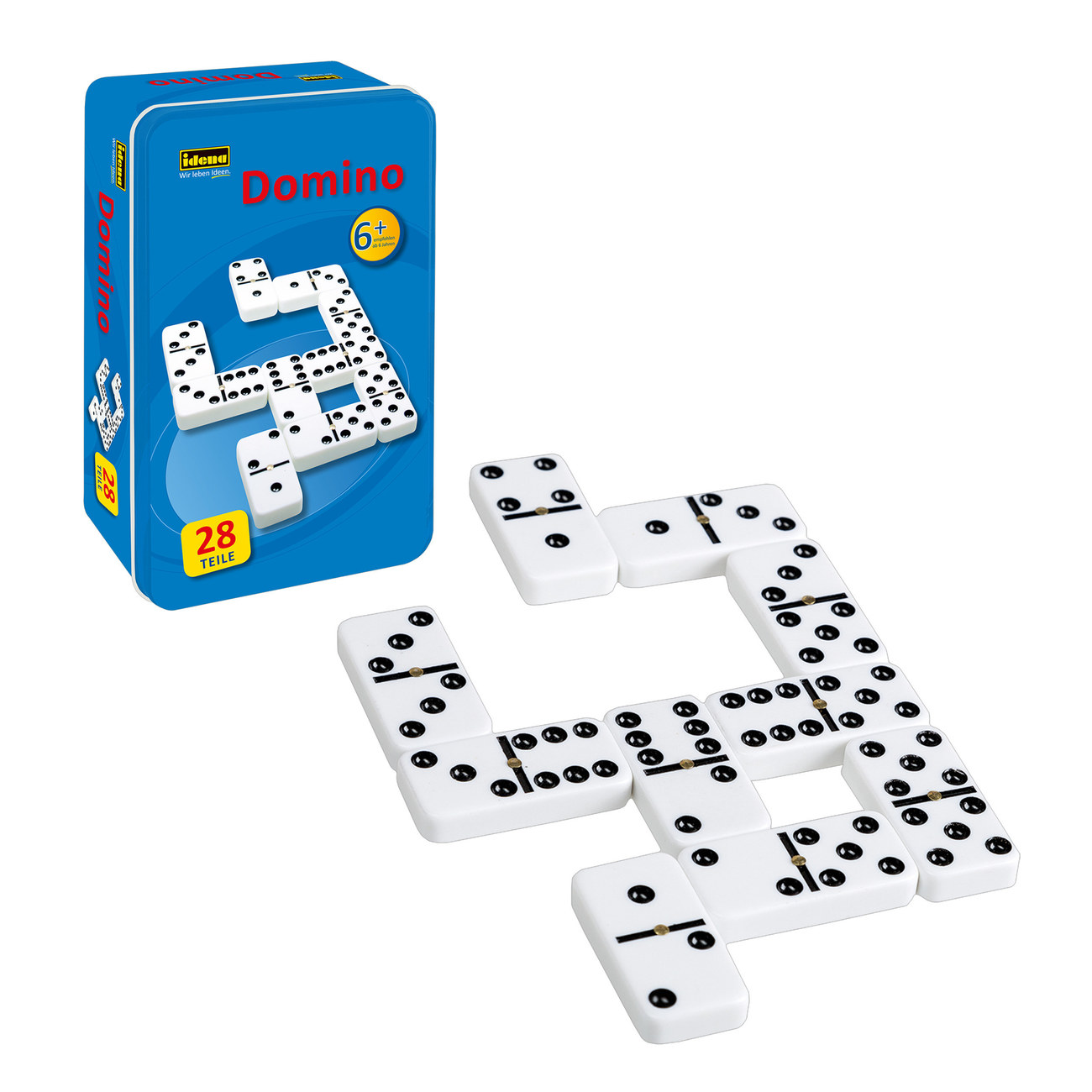 Spielanleitung Domino
