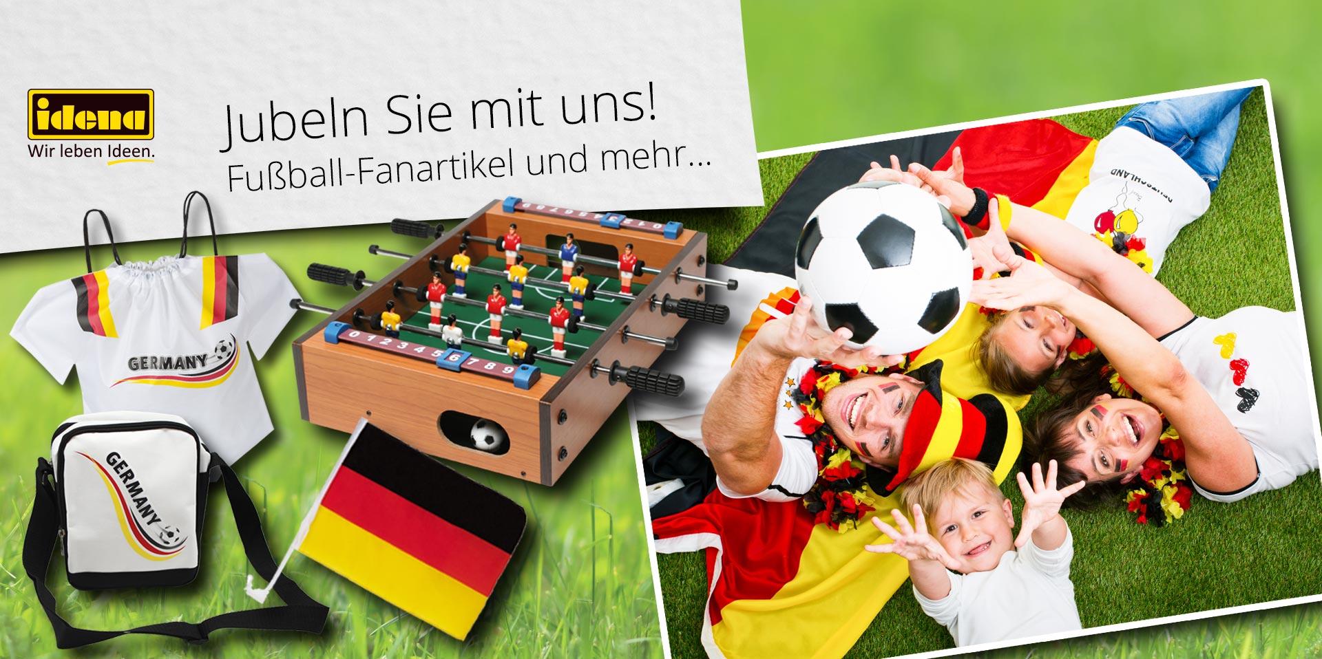 Banner Fussball-WM