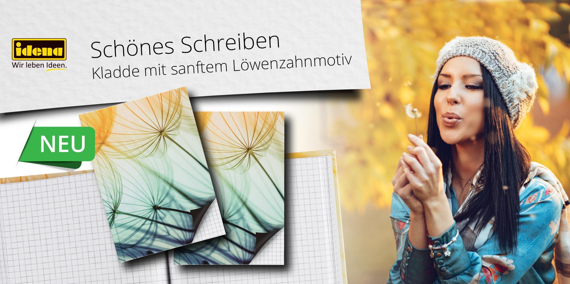Banner Motivkladde Löwenzahn